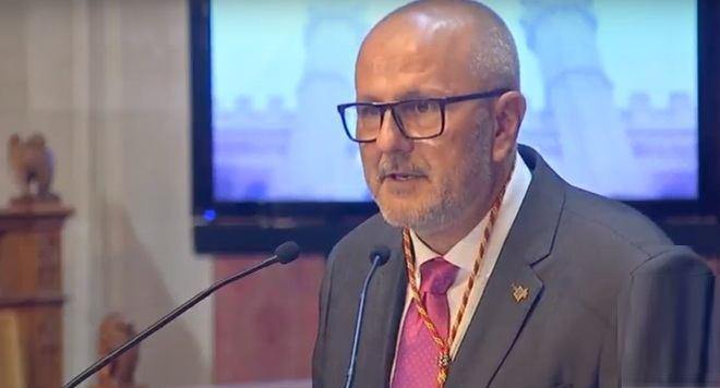 """Ensenyat, por el diálogo y la """"buena política"""" en los premios del Consell"""