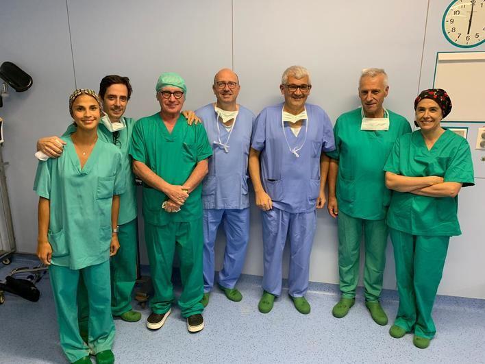 La Clínica Juaneda a la vanguardia de la cirugía de glándulas paratiroides