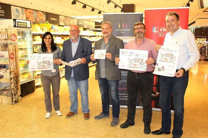 Eroski inicia la campaña solidaria de verano a beneficio de Proyecto Hombre Baleares