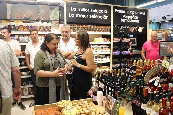 """Eroski lanza la campaña """"Productes de Sa Nostra Terra"""" para potenciar el producto local"""