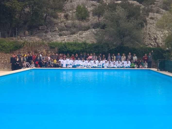 Un total de 21 familias participan en unas jornadas en la Escolanía de Lluc