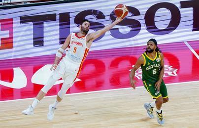 España se clasifica para la final del Mundial de China de Baloncesto tras vencer a Australia