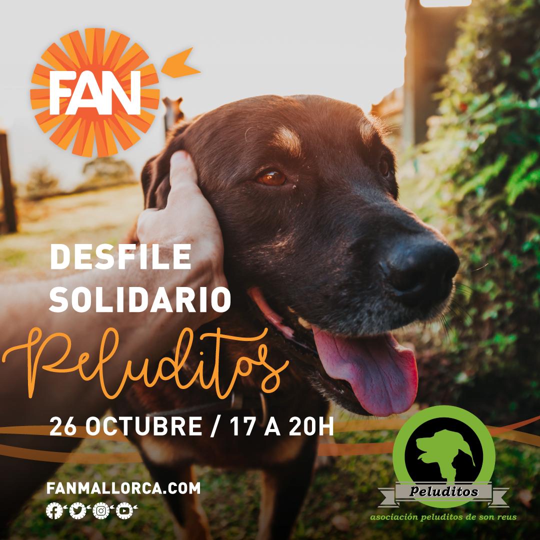 Nueva edición del desfile solidario de mascotas este sábado en Fan Mallorca