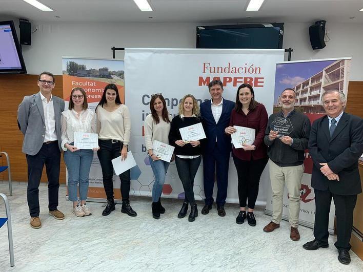 La Universitat de les Illes Balears gana el campeonato bugaMAP de Fundación Mapfre