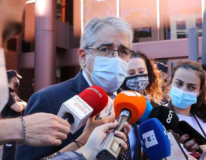El Tribunal de Cuentas mantiene la fianza de 5,4 millones a ex cargos del Govern y les da 15 días para depositarla