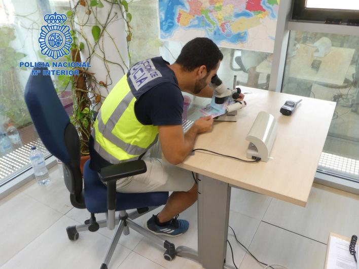 Arrestado por falsificación de documentos y robos con fuerza en Manacor