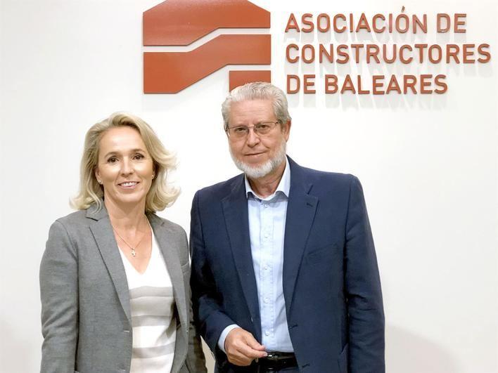 Fanny Alba será la nueva presidenta de los Constructores de Baleares