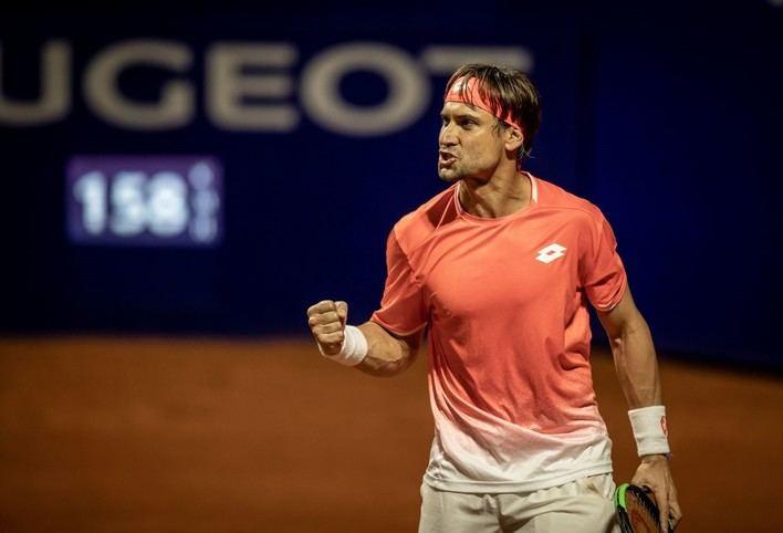 David Ferrer: 'Jugar contra Nadal sería un regalo para mí'