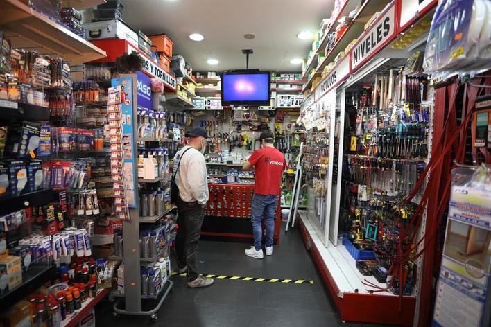 5.300 trabajadores se han visto afectados por el cierre de las ferreterías en Baleares