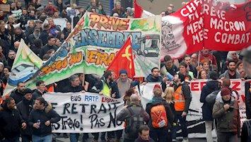 La falta de acuerdo entre Gobierno y sindicatos en Francia aventura unas navidades muy conflictivas