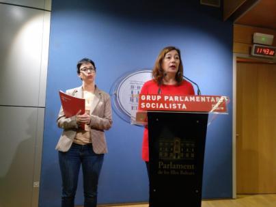 El PSIB sondea al nacionalismo