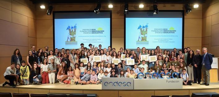 Dos institutos de Baleares, en los cuartos premios Ecoinnovación de Fundación Endesa