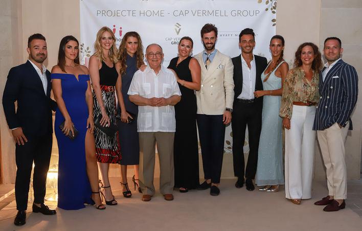 Cap Vermell Group recauda 15.220 euros a beneficio de Projecte Home Balears