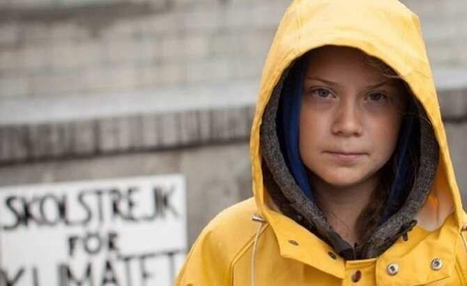 Greta Thunberg llega a Madrid en el tren nocturno de Lisboa