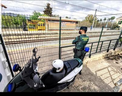 Detenido un marroquí por abusos sexuales a una joven en el tren de Binissalem