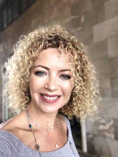 Alessia Comis, la CEO de Pide La Luna y organizadora del evento