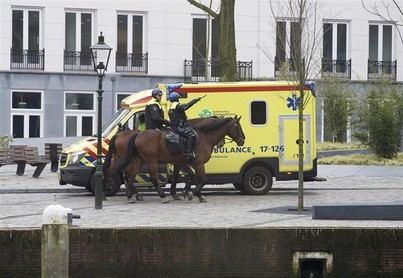 Varios muertos en un tiroteo en las afueras de Róterdam, en Holanda