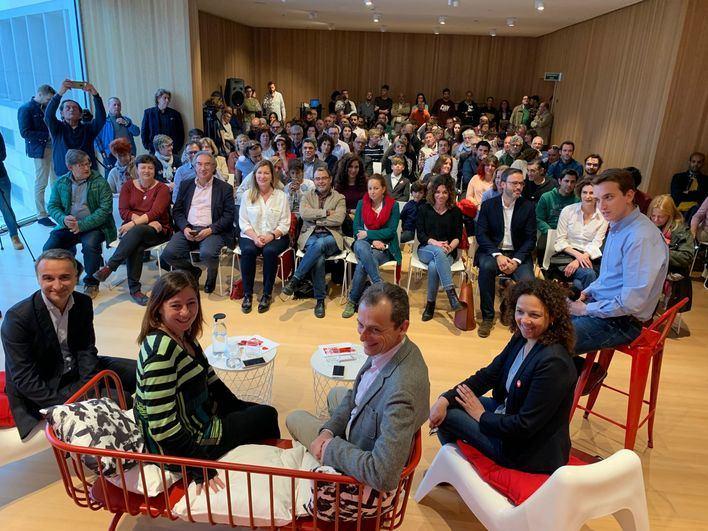 El ministro Duque pide en Palma otros cuatro años para 'seguir invirtiendo en el futuro'