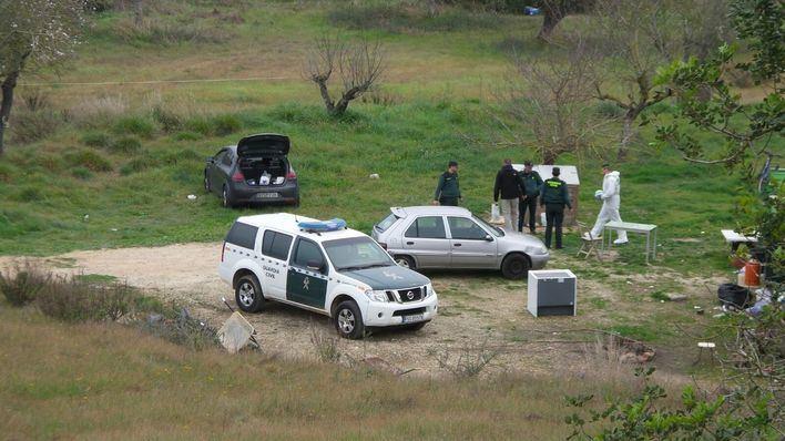 Los cuerpos hallados en Sineu llevaban más de una semana muertos
