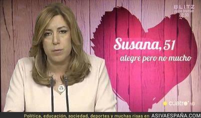 Hola, soy Susana y quiero a alguien que me quiera