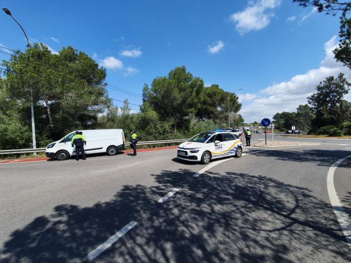 Ocho kilómetros de 'paseo' al perro o comprar el pan en s'Estanyol viviendo en Palma: más casos inverosímiles