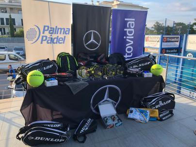El mejor pádel amateur regresa a Palma de la mano de Autovidal y Mercedes-Benz
