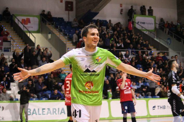 El Palma Futsal y el Barça acuerdan el traspaso de Mati Rosa