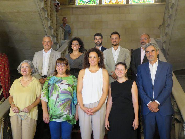 El nuevo Consell de Mallorca echa a andar con referencias al