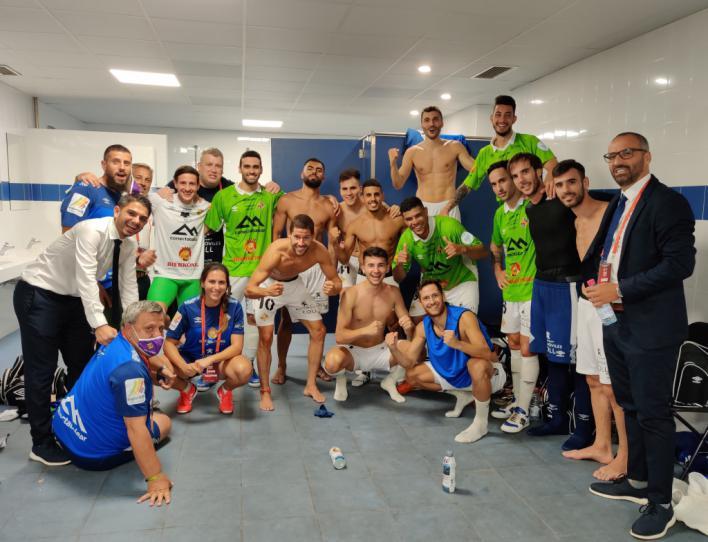 El Palma Futsal se mete en semifinales por segundo año consecutivo