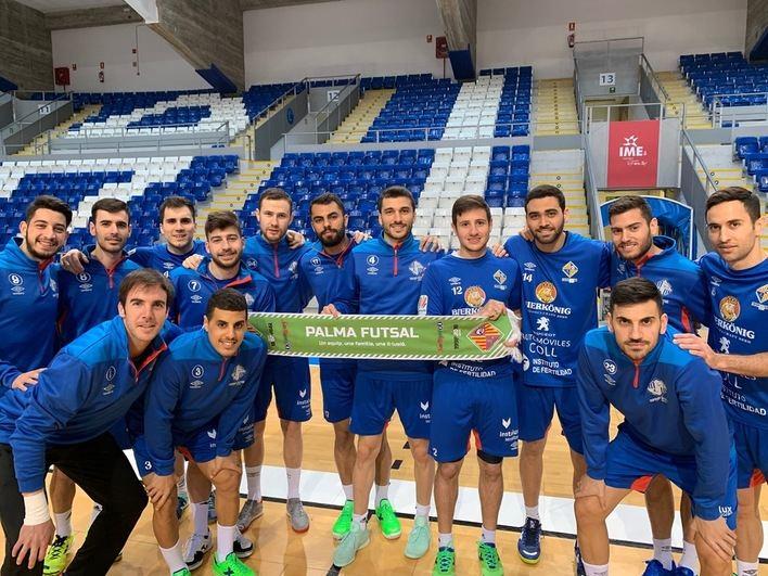 El Palma Futsal visita Murcia sin margen de error para ser cabeza de serie