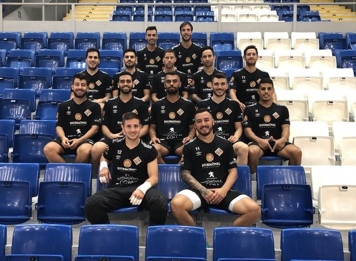 Menorca acoge el estreno del Palma Futsal