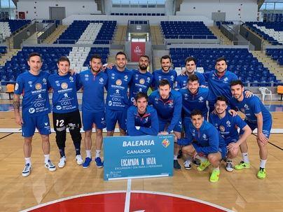 El Palma Futsal sortea un viaje a Ibiza para dos en el partido de este sábado