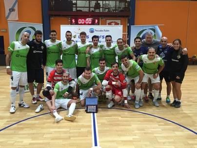El equipo mallorquín se alza con el torneo frente al Santiago Futsal