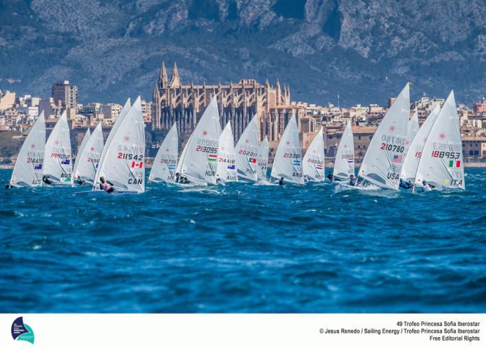 Más de 1.200 deportistas competirán en el 50 Trofeo Princesa Sofía Iberostar