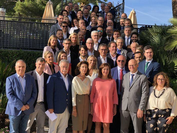 Impulsa Baleares celebra su quinto aniversario con 50 empresa asociadas