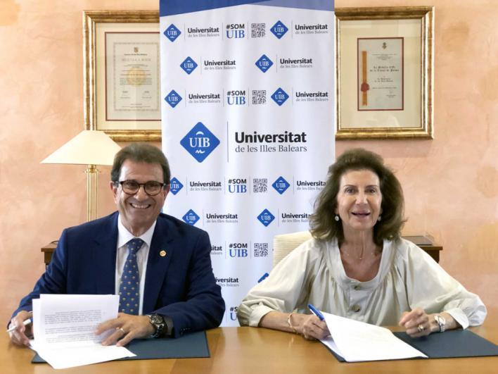 Impulsa y la UIB colaborarán para