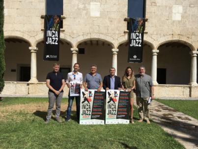 El jazz se cita en el Claustre de Sant Domingo