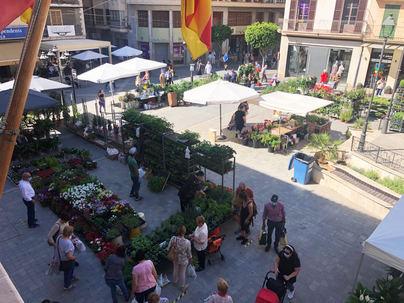 Inca recupera el tradicional mercado semanal de los jueves