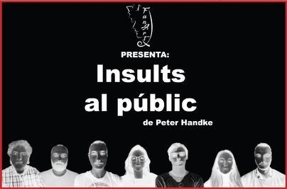 'Insults al públic' llega a la Mostra de Teatre de Andratx
