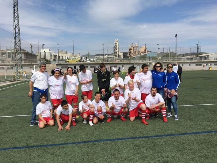 El Programa 'Integra Esport' reúne a 80 personas con diversidad funcional