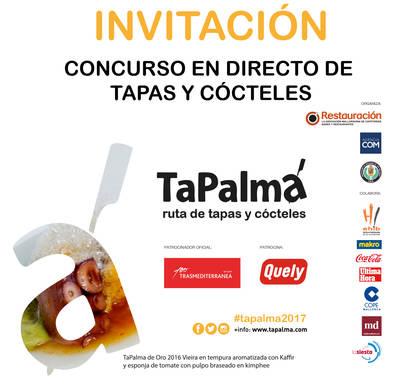 mallorcadiario.com invita a sus suscriptores a TaPalma 2017