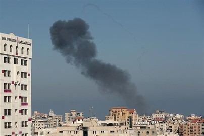 Israel ataca 15 objetivos de Hamás en la Franja de Gaza
