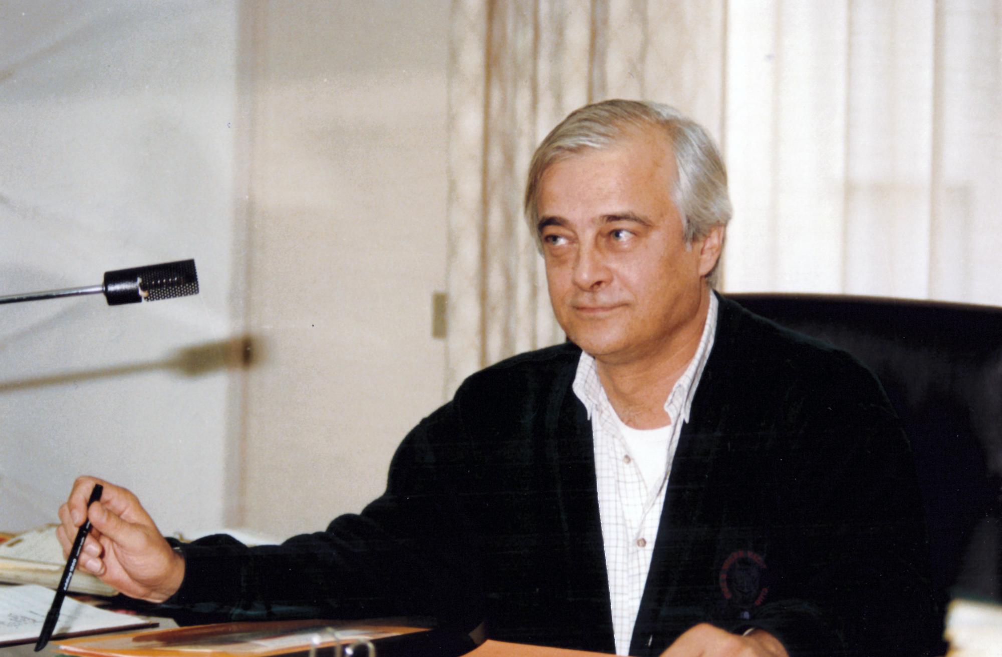 Muere el expresidente del Colegio de Arquitectos, José María Caldentey