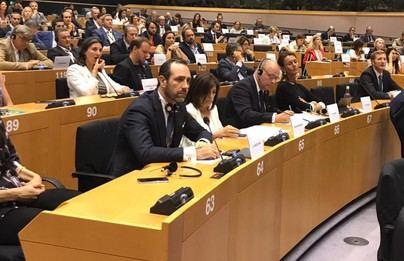 Bauzá, nuevo portavoz del grupo liberal europeo en la comisión de Turismo y Transportes