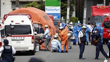 Dos muertos y 16 heridos tras ser apuñalados en el oeste de Japón
