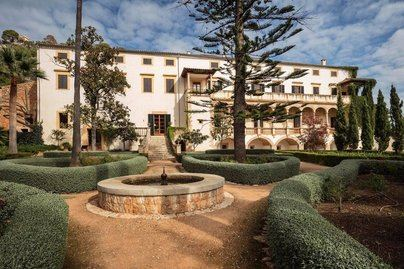 Piden la adhesión de Raixa a la red europea de jardines históricos