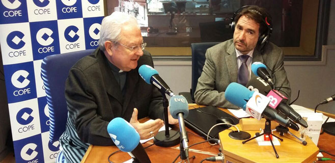 Javier Salinas es entrevistado en la Cadena COPE Mallorca