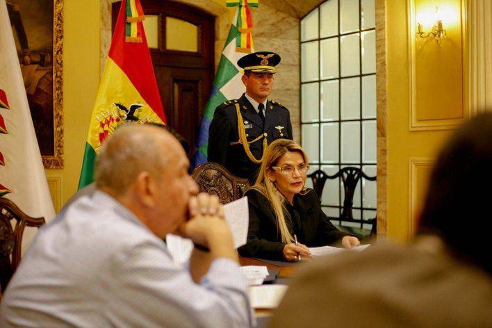 El Gobierno de Bolivia pedirá a la presidenta la expulsión de todos los diplomáticos españoles