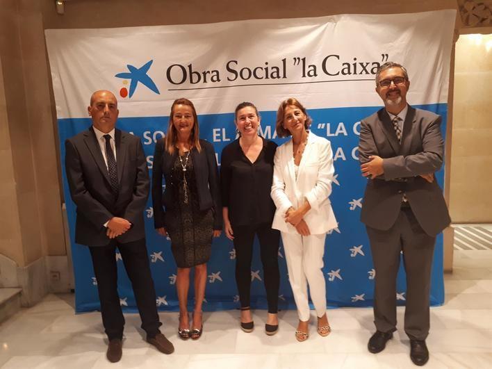16 internos del Centro Penitenciario de Mallorca participan en el programa Reincorpora de 'la Caixa'