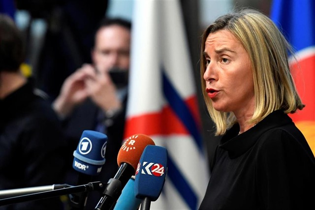 La UE pide respetar la tregua humanitaria en la capital de Libia